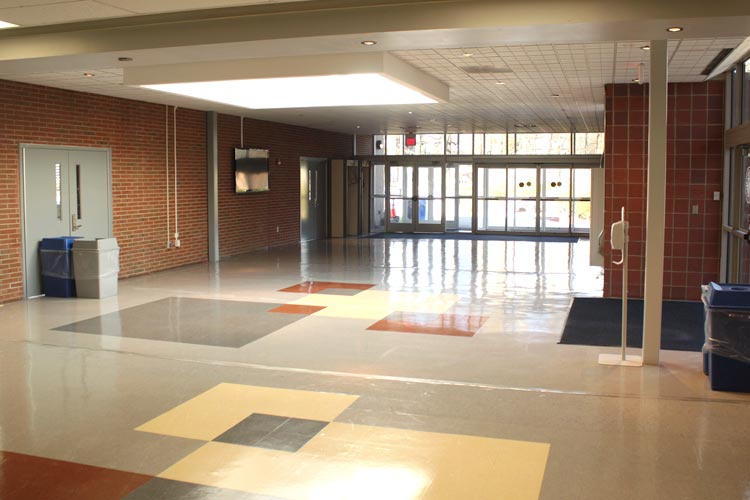 hall flooring kean university conference event services