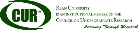 Kean is an institutional member of the Council on Undergraduate Research