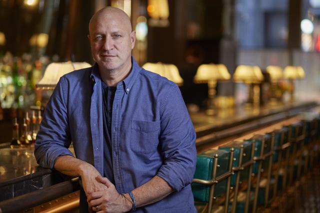 Renowned chef and food policy activist Tom Colicchio