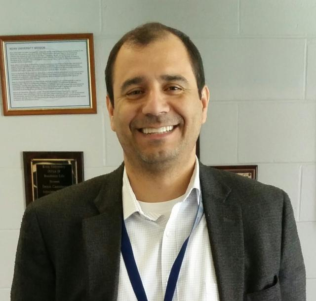 Denis Castanon, Director of Residential Student Services