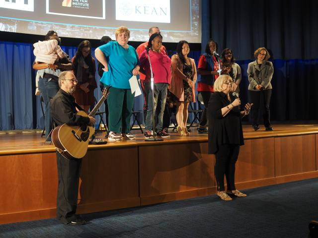 ACE Collaborative performs at ReelAbilities 2018