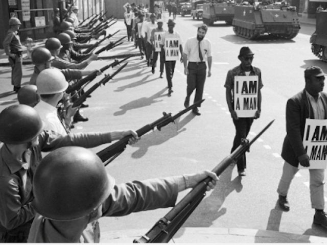 Civil Rights Protesters