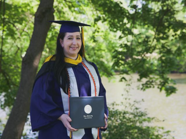 Ariella Askew is the Kean 2020 valedictorian