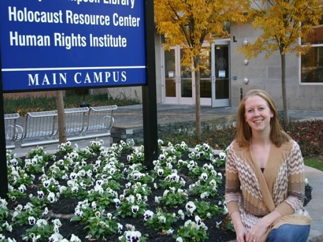 Holocaust Research Center at Kean.