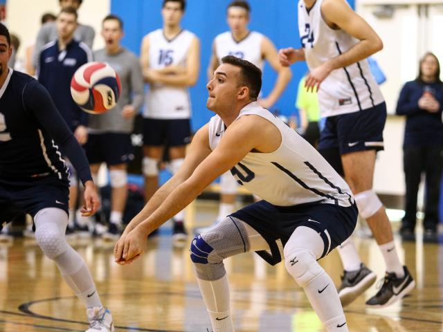 Therapeutic Recreation - Nico Mercadante - Men's Volleyball - Senior 2018