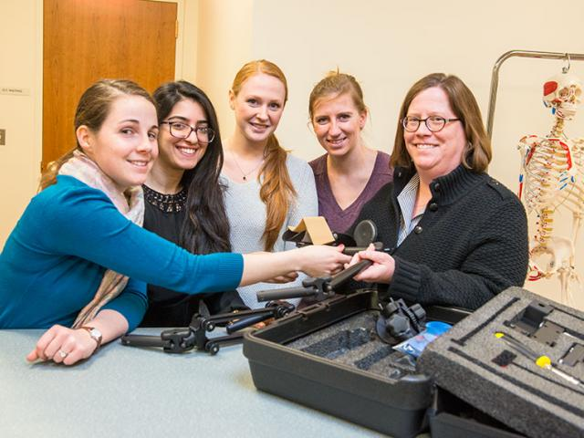 Kean's Occupational Therapy master's program prepares students for success.