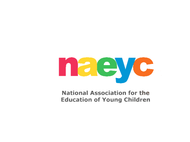 National Association of the Education of Young Children NAEYC logo