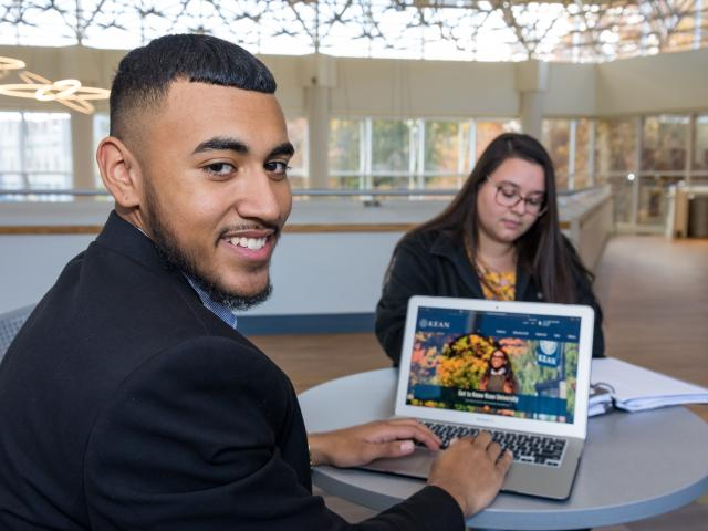 Earn your finance degree at Kean