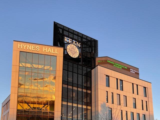 Hynes Hall by Tobin Porterfield