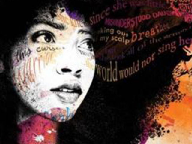 The book cover of The Poet X by Elizabeth Acevedo