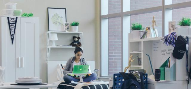 Residence hall life is a highlight of the college experience for many undergraduates, and this fall, Kean University design students are partnering with ...