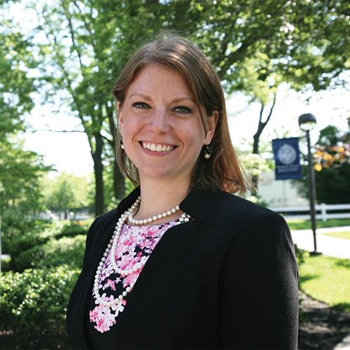 Brittany Gerstenhaber, Graduate Admissions Counselor headshot