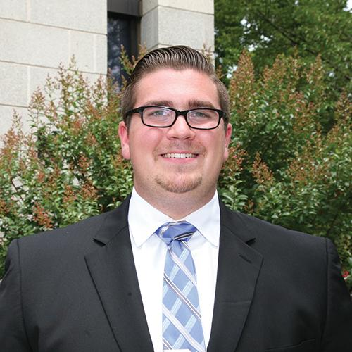 Gregory Benedict Jr., Acting Managing Assistant Director headshot