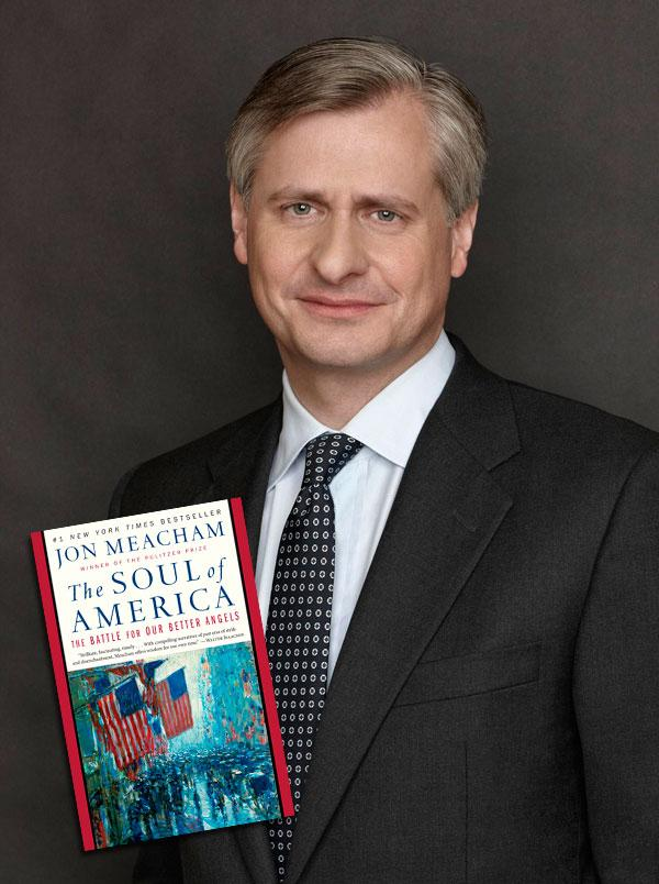 Jon Meacham image for distinguished lecture series