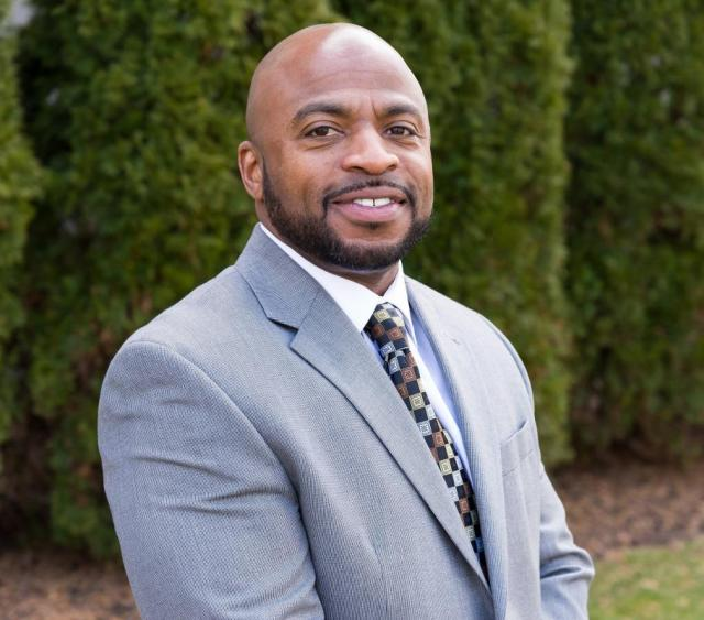 Ryan Alston, Admissions Counselor headshot