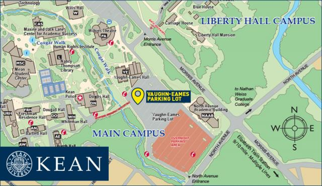 NSO Check-in Map