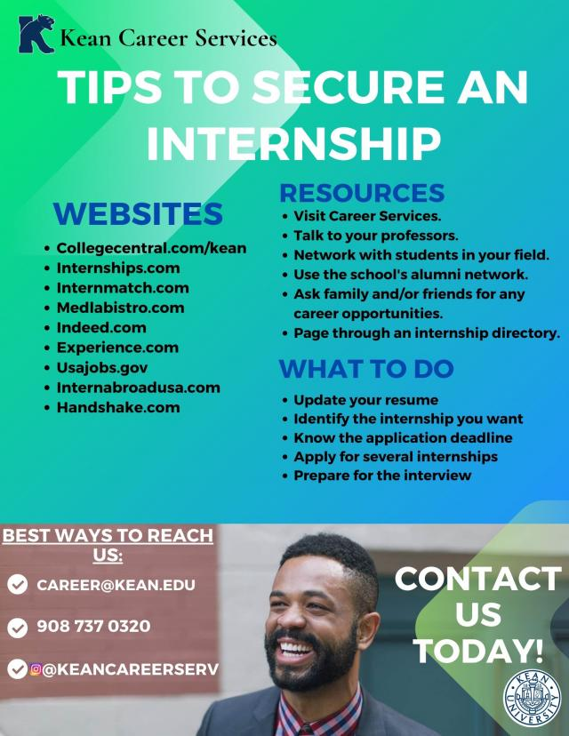 Tips to Secure an Internship