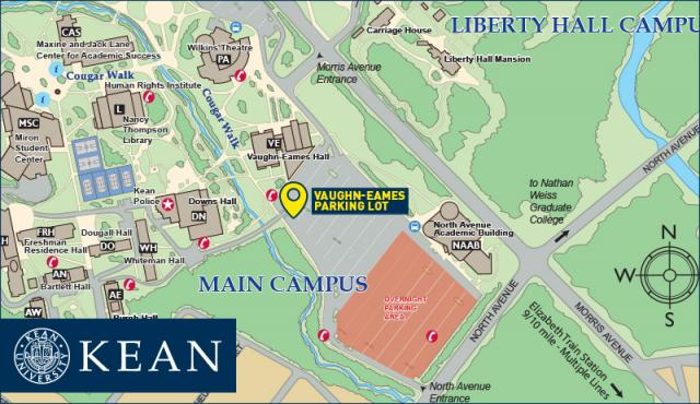 NSO 2020 Check-In Map