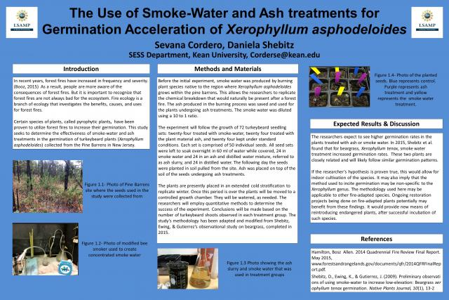 Poster Presentation for Research Days 2020