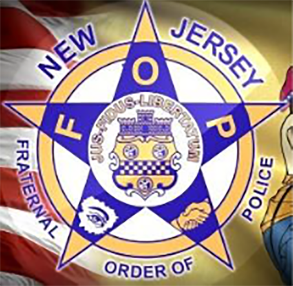 New Jersey Fraternal Order of Police Logo