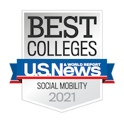 US News ranking 2021