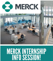 Merck Info Session
