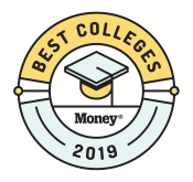 Money best colleges badge