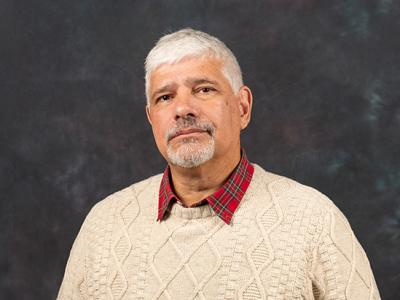Kean University Associate Professor of Latin American history Frank Argote-Freyre, Ph.D.