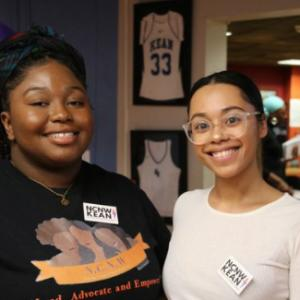 Students attend Black History Month event